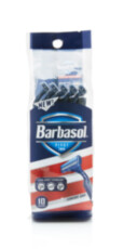 Станок одноразовый Barbasol Pivot Twin Premium Disposable Razor