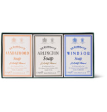 Набор мыла D R Harris Bath Soap Trio - Arlington, Windsor and Sandalwood