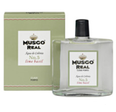 Одеколон Musgo Real Cologne Lime Basil