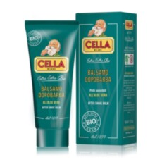 Бальзам после бритья Cella Bio Organic After Shave Balm Aloe Vera