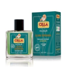 Лосьон после бритья Cella Bio Organic After Shave Lotion Aloe Vera