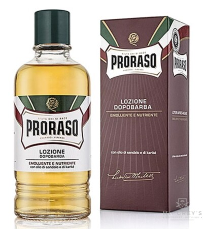 Лосьон после бритья PRORASO Sandalwood, 400 ml купить в интернет-магазине Mr. Greys
