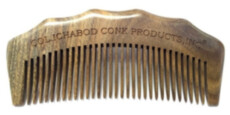 Гребень для бороды Col Conk Large Sandalwood Beard Comb