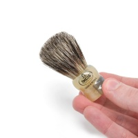 Помазок для бритья Omega 11047 Badger/Bristle Shaving Brush