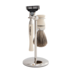 Бритвенный набор D R Harris Starter Shaving Set  Ivory