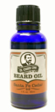 Масло для бороды Col Conk Natural Beard Oil Santa Fe Cedar