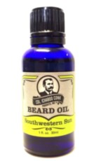Масло для бороды Col Conk Natural Beard Oil Southwestern Sun