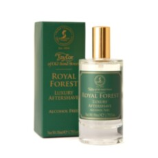 Лосьон после бритья Taylor of Old Bond Street Royal Forest Luxury Alcohol Free Aftershave Lotion 50ml