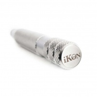 Ручка iKon Bulldog Stainless Steel Handle for Safety Razor 90mm