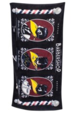 Полотенце Rumble59 Big Size Towel Schmiere Barbershop