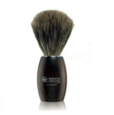 Помазок для бритья 918117 DOVO SHAVING BRUSH PURE BADGER GRENADILLE