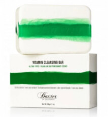 Мыло Baxter of California Vitamin Cleansing Bar Italian Lime & Pomegranate