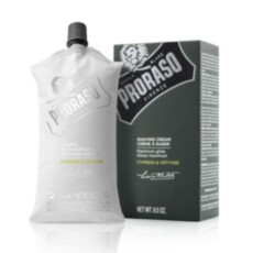 Крем для бритья Proraso Shaving Cream Cypress & Vetyver 275 ml