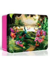 Подарочный набор Institut Karite Jungle Paradise Metallic Gift Set