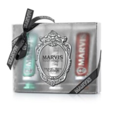 Подарочный набор Marvis Toothpaste Travel Flavour Trio Gift Set