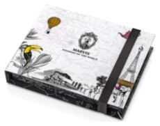 Подарочный набор Marvis Wonders of the World Toothpaste Gift Set