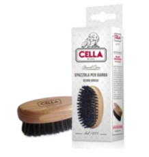 Щетка для бороды и усов Cella Beard and Moustache Brush
