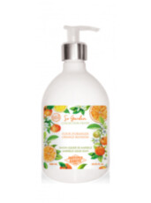 Жидкое мыло Institut Karite So Garden Marseille Liquid Soap Orange Blossom 500ml