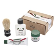Набор для бритья PRORASO дорожный Travel Shaving Kit