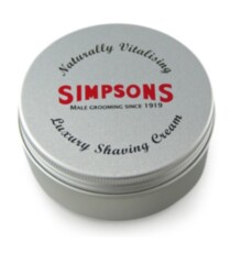 Крем для бритья Simpson Luxury Shaving Cream