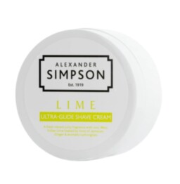 Крем для бритья Alexander Simpson Lime Ultra-Glide Shave Cream