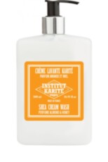 Крем для душа Institut Karite Shea Cream Wash Almond and Honey 500ml