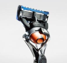 Станок Gillette Fusion ProGlide Manual FLEXBALL + 2 картриджа