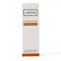Бальзам после бритья Alexander Simpson Sandalwood Post Shave Balm