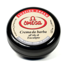 Крем для бритья Omega Shaving Cream Soap in Bowl, 150 ml