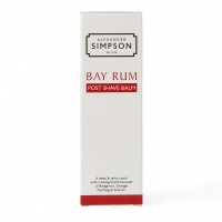 Бальзам после бритья Alexander Simpson Bay Rum Post Shave Balm