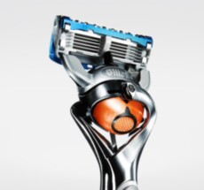 Станок Gillette Fusion ProGlide Power SilverTouch  FlexBall