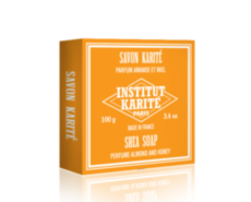 Мыло Institut Karite Shea Soap Almond and Honey